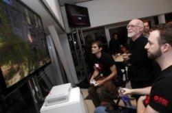 Inside the Game Studio