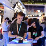SCEA Playstation Booth E3 2012