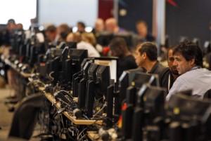 Britain London 2012 Cyber Threats