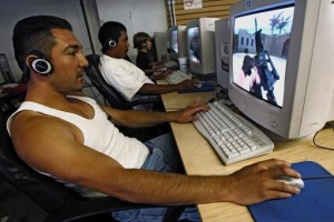 CYBER CAFES
