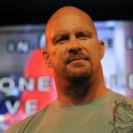 Stone Cold Steve Austin promotes his latest DVD - London