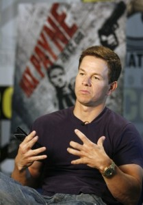 Comic Con Mark Wahlberg