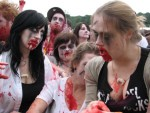 Zombie gathering record attempt