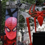 The Amazing Spider-Man Premiere - London
