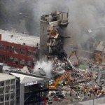 Earthquake - Christchurch - New Zealand
