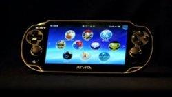 Games Playstation Vita Rear Touch