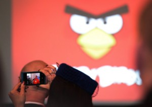 Angry Birds launch UK activity parks