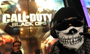 Call of Duty: Black Ops launch - London