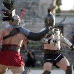 Croatia Gladiator Fights