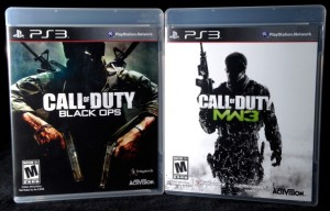 Call of Duty Modern Warfare 3 Black Ops