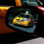 NYC's Yellow Cabs Get Flowery Makeover