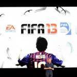 EA Sports  presents FIFA 13 during the E