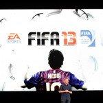 EA Sports  presents FIFA 13 during the E