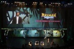 Ubisoft presents Rayman Legends and WiiU