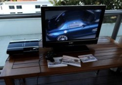 Mercedes-Benz Celebrates PlayStation 3 Gran Turismo 5 Featuring The SLS AMG