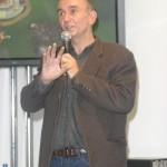 Peter Molyneux In-Store Performance at Virgin Megastore in London - October 7, 2005
