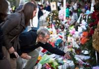 memorial for sandy hook elementary school shooting victims