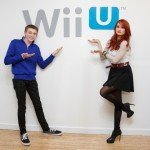 "Nintendo Teams Up With Disney Stars For ""How You Will Play Next"" During The Wii U Showdown At Nintendo World Store In New York City On December 1, 2012."